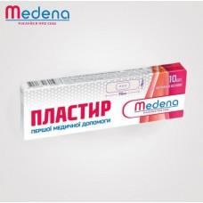 Бактерицидний пластир Medena на нетканій основі