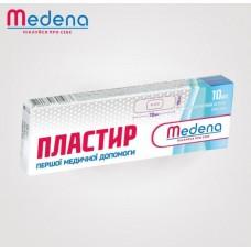 Бактерицидний пластир Medena на полімерній основі