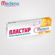 Бактерицидний пластир Medena на тканинній основі