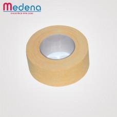 Медичний пластир Medena на тканинній основі, 5м х 2см