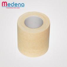 Медичний пластир Medena на тканинній основі, 5м х 5см