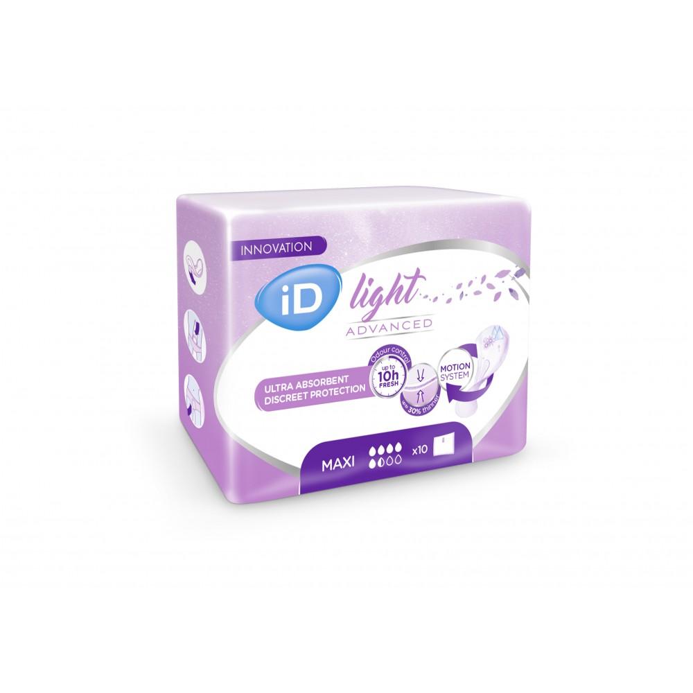 Урологічні прокладки ID Expert Light Maxi жіночі