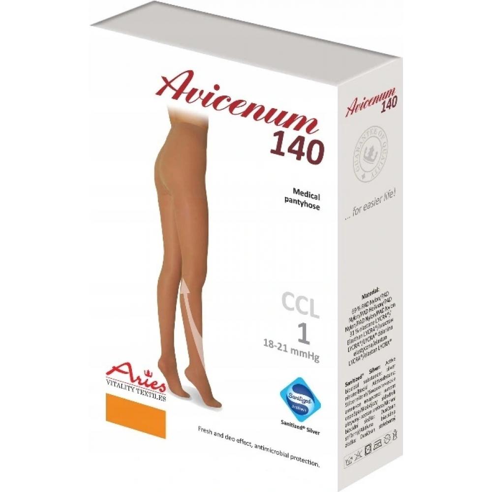 Колготки Aries Avicenum 140  1 клас компресії