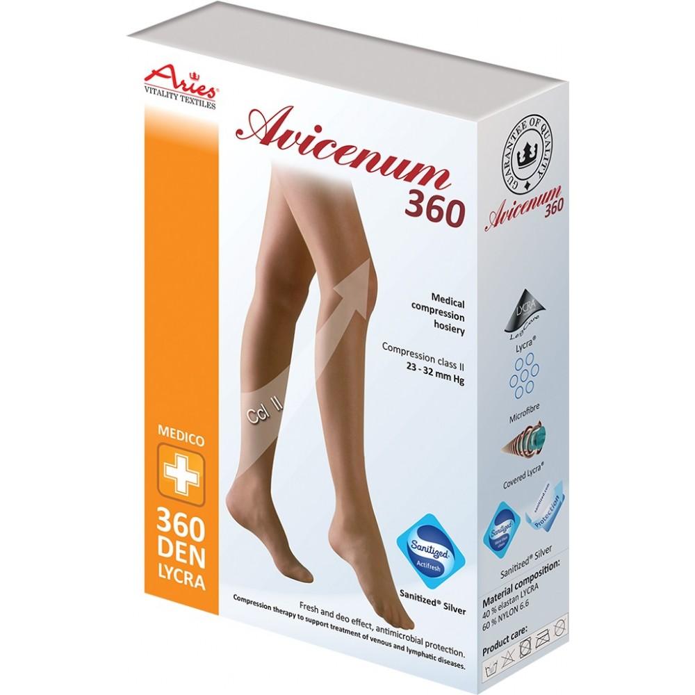 Колготки Aries Avicenum 360 2 клас компресії
